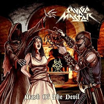 Savage Master – Mask of the Devil (Re-Release)
