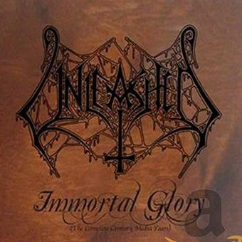 Unleashed – Immortal Glory The Complete Century Media Years Holzbox