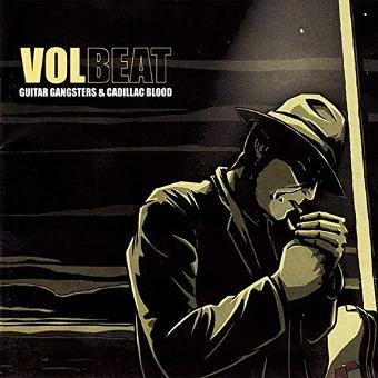 Volbeat – Guitar Gangsters & Cadillac... [Vinyl LP]