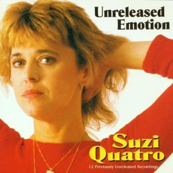 Quatro,Suzi – Unreleased Emotions