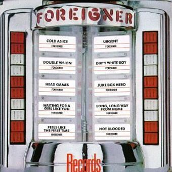 Foreigner – Records (1982)