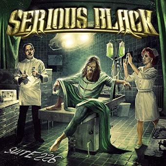 Serious Black – Suite 226 (Digipak)