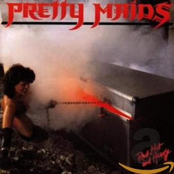 Pretty Maids – Red,Hot and Heavy