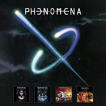 Phenomena – Anthology (4cd Clamshell Box)