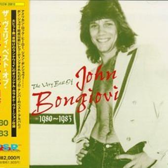 Jon Bon Jovi – Very Best of 1980-1983