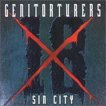 Genitorturers – Sin City +4 [Japan]