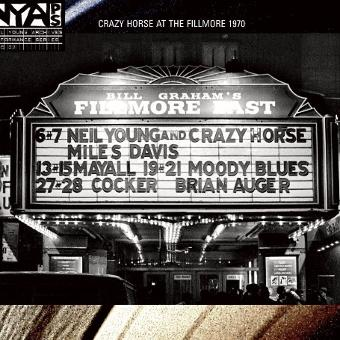 Young,Neil & Crazy Horse – Live at the Fillmore East 1970