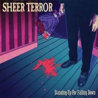 Sheer Terror – Standing Up for Falling Down [Vinyl LP]