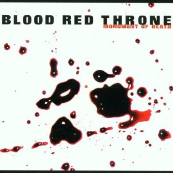 Blood Red Throne – Monument of Death