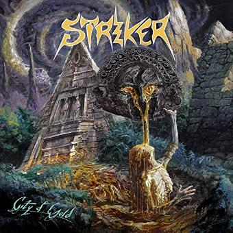 Striker – City of Gold (Limited First Edition)