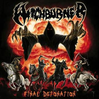 Witchburner – Final Detonation , CD