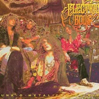 Electric Boys – Funk-O-Metal Carpet Ride