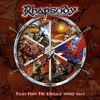 Rhapsody – Tales From The Emerald Sword Saga (Limited Edition)