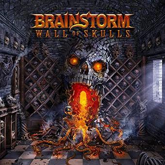Brainstorm – Wall of Skulls (Ltd.CD+Live Blu-Ray Digibook)