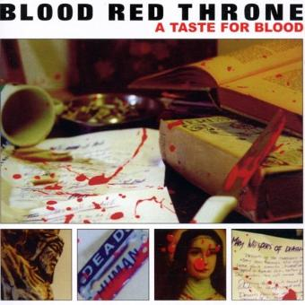 Blood Red Throne – Taste for Blood