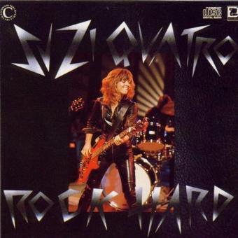 Quatro,Suzi – Rock Hard
