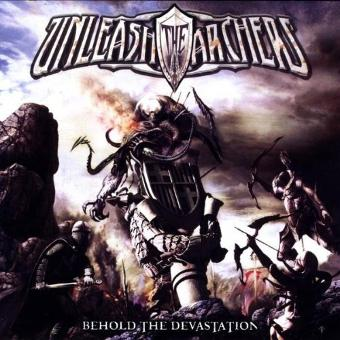 Unleash the Archers – Behold the Devastation by Unleash the Archers (2009) Audio CD