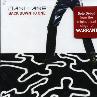 Jani [Warrant] Lane – Back Down to One