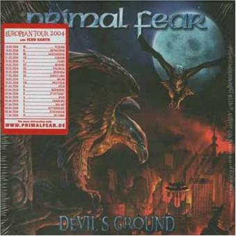 Primal Fear – Devil's Ground [Digipack]