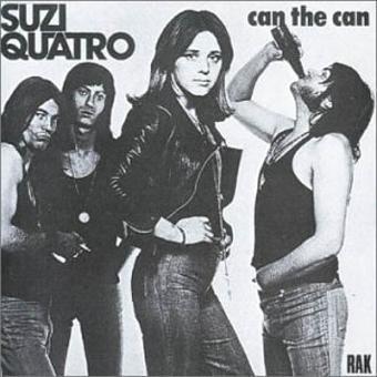 Suzi Quatro – Can the Can