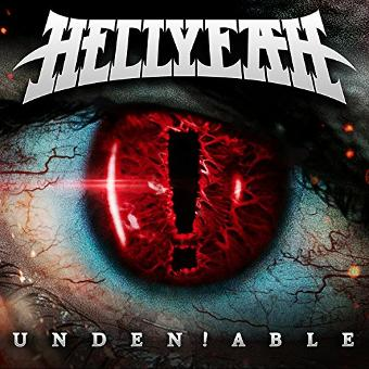 Hellyeah – UNDEN!ABLE (Amazon Exclusive Autographed Version)