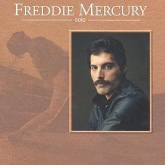 Freddie Mercury – Solo:Best of [Japan]