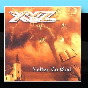 XYZ – Letter To God