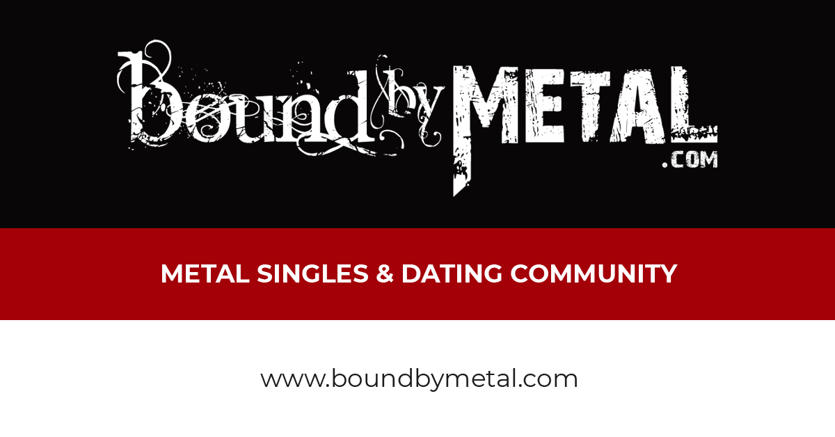 Black metal Dating Service